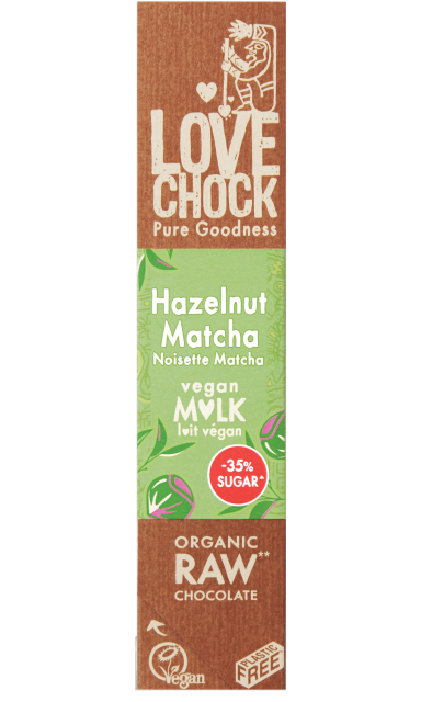 Hazelnut Matcha