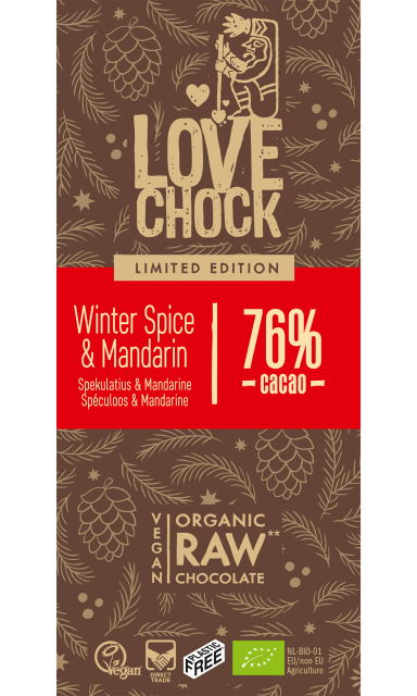Winter Limited Edition Winter Spice & Manderin