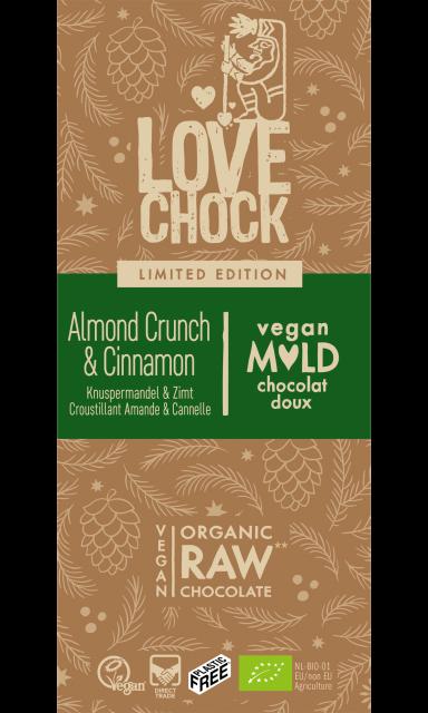 Winter Limited Edition Almond Crunch & Cinnamon